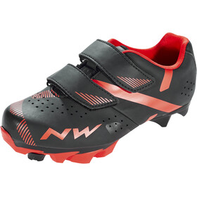 Northwave Hammer 2 Chaussures Enfant, black/red